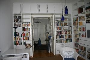 Wandverbau / Sitzmöbel